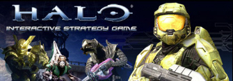 Halo Interactive Strategy Game logo