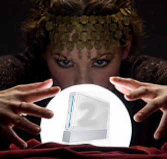 Nintendo Wii 2 fortune teller sees it's coming