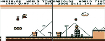 Super Mario Land Game Boy screenshots