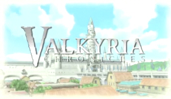 Valkyria Chronicles PS3 logo screenshot