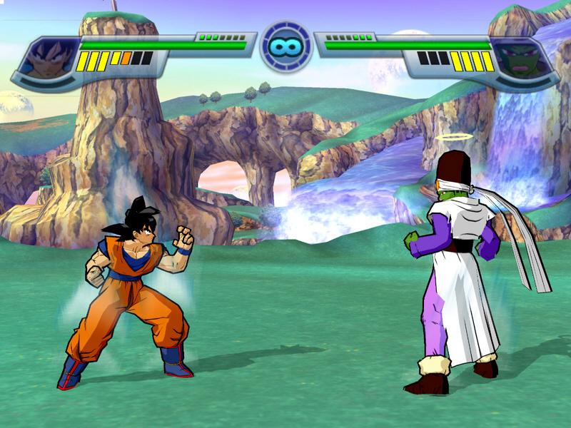 Goku (Normal, Kaioken, Super Saiyan 1, 2 & 3)