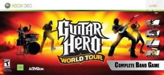 World Tour - Band Kit for Xbox 360