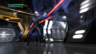 The Force Unleashed DLC includes Luke Skywalker