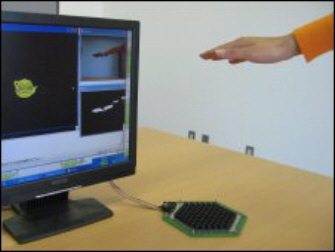 Using ultrasound to feel virtual objects
