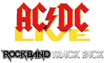 Rock Band Track Pack logo