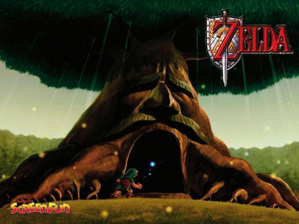 Zelda ocarina of time Deku-tree-artwork-zelda-ocarina-of-time-big
