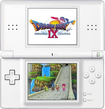 Dragon Quest 9 logo