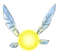 Fairy Artwork (Zelda: Ocarina of Time)