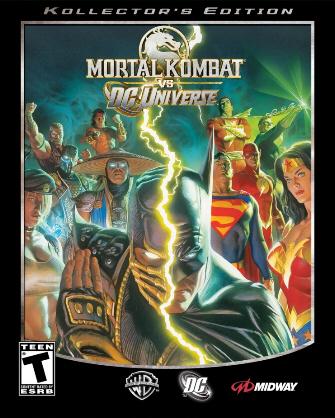 Pre-order Mortal Kombat vs. DC Collectors Edition for Xbox 360