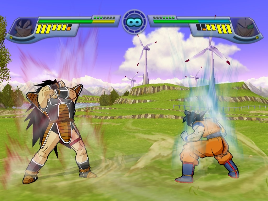 Game Dragon Ball Z: Infinite World