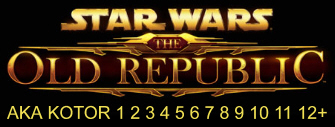 The Old Republic AKA KOTOR 3 logo
