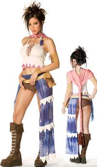Yuna Final Fantasy X Halloween Costume