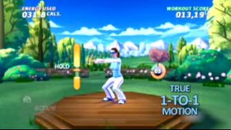 EA Sports Active Wii Screenshot