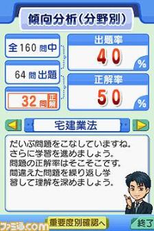 Economy Training DS screenshot