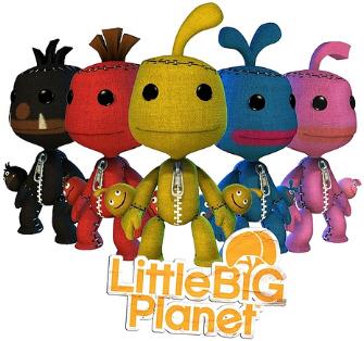 LittleBigPlanet LocoRoco Costumes