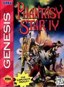 Phantasy Star 4 on Sega Mega Drive