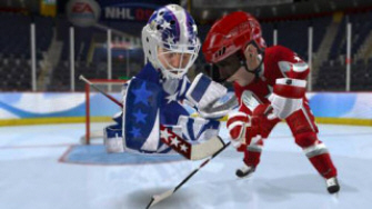 3 on 3 NHL Arcade Xbox 360/PS3 downloadable game screenshot