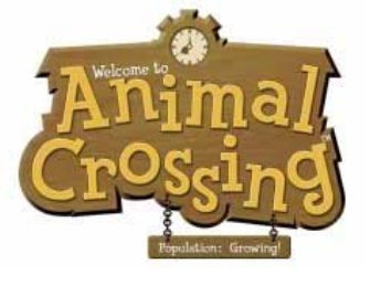Animal Crossing GameCube logo