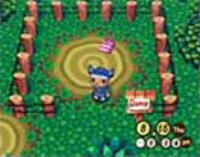 Animal Crossing Garbage Dump Screenshot