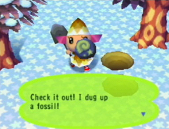 Animal Crossing Shovel Screenshot