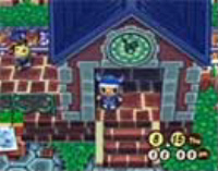 Animal Crossing Train Station Screenshot