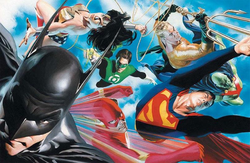 dc comics wallpapers. Jim Lee and DC Comics.