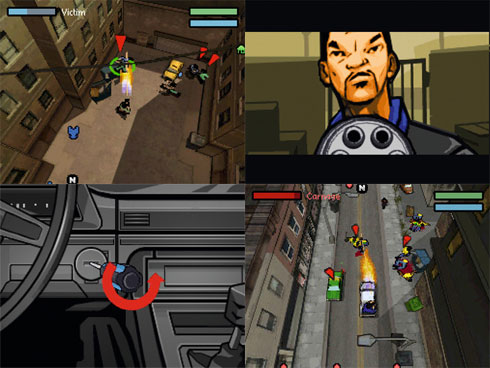 GTA Chinatown Wars на PC