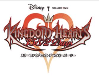 Kingdom Hearts 358/2 Days Logo