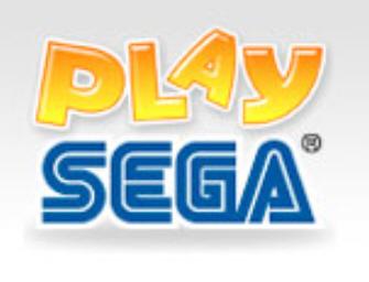 PlaySega! Online Casual Game Portal Logo