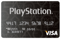 The PlayStation Credit Card