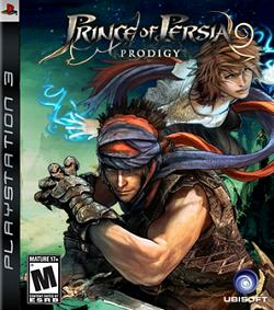 Prince of Persia 5 fake boxart