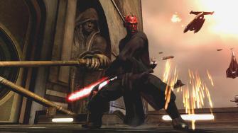 The Force Unleashed Darth Maul Screenshot
