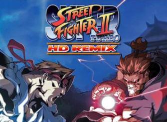 Super Street Fighter II Turbo HD Remix Banner