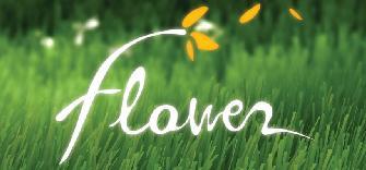 Flower game logo