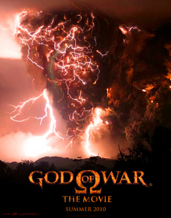 God of War: The Movie Poster