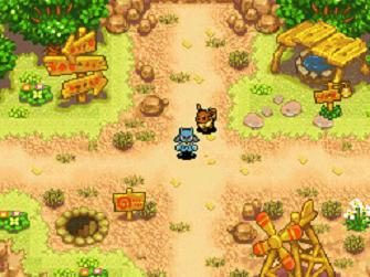 Pokemon Mystery Dungeon 3 DS screenshot