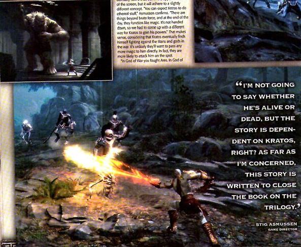 Skyrim Game Informer.