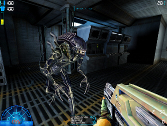 Alien versus Predator 3 will look like this, only times a thousand