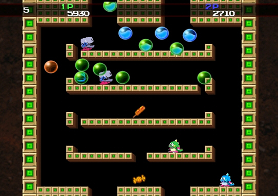 Puzzle Bobble Plus Wii Remote