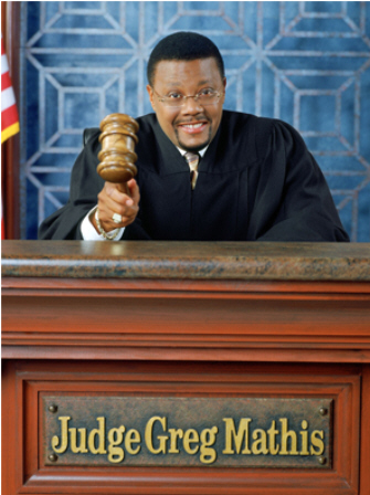 Judge Greg Mathis picture