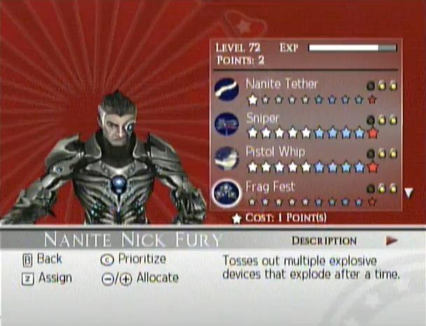 marvel ultimate alliance 2 unlockables
