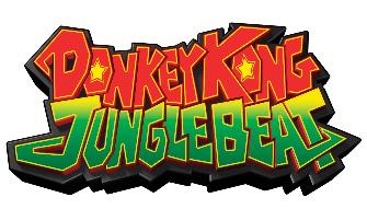 Donkey Kong Jungle Beat logo