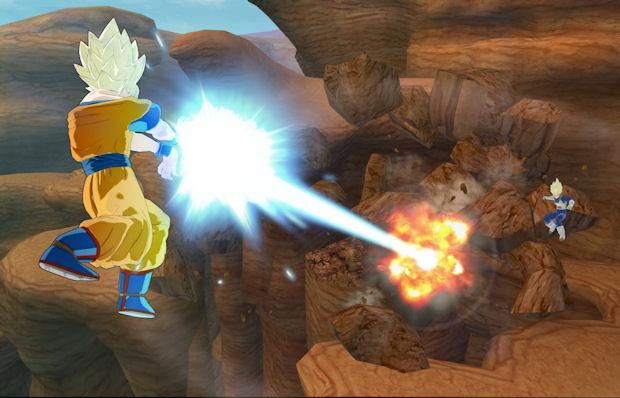 Dragon Ball Raging Blast [Análise] Dragon-ball-raging-blast-screenshot
