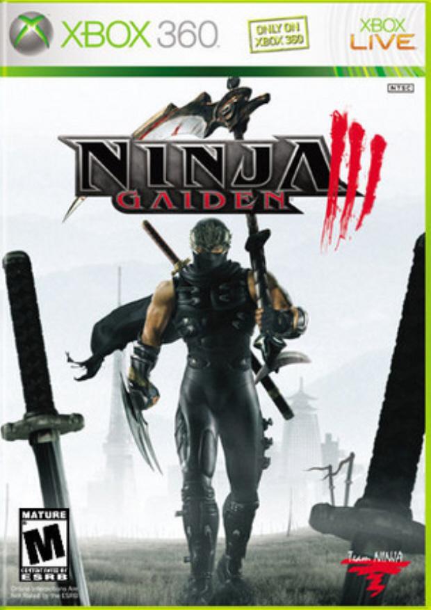 ninja gaiden 3  wii