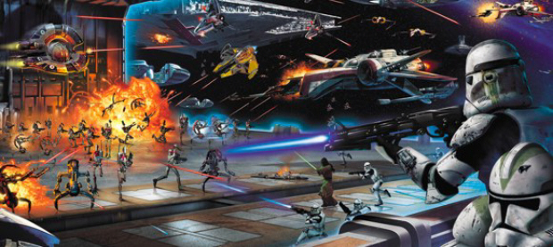 Star Wars Battlefront: Elite Squadron coming to DS and PSP