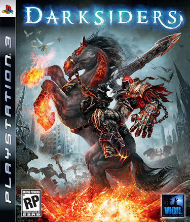 Darksiders [ENG/PC/2010/REPACK] + Crack SKIDROW