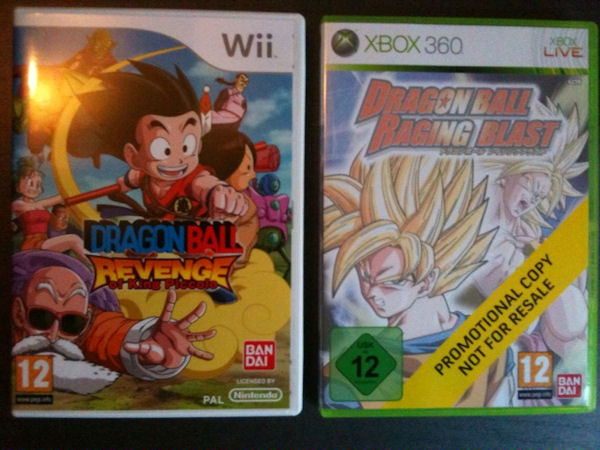 dragon ball z af fusions. New Dragon Ball (Z) videogames received