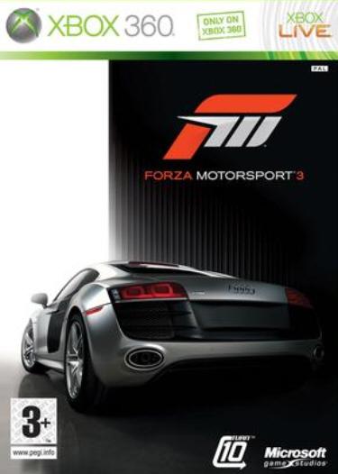 [XBOX360] Forza Motorsport 3 [2009/PAL/RUS]
