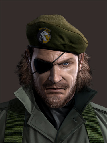 Metal Gear Solid : Peace Walker - DEMO