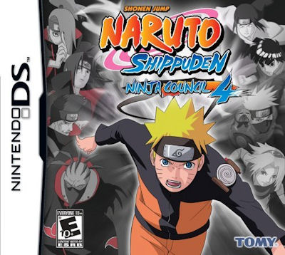 Naruto Shippuden Ninja Council